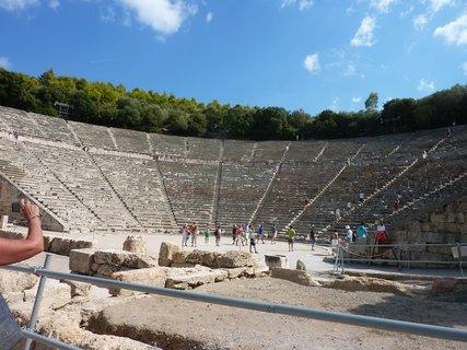 FOTKA - Epidaurus - divadlo I