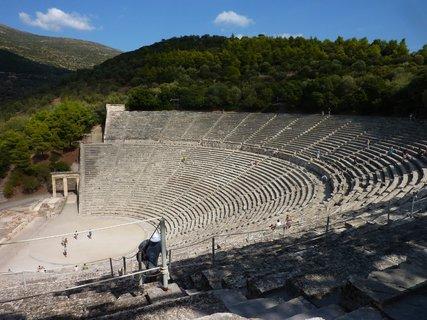 FOTKA - Epidaurus - divadlo II