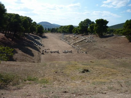 FOTKA - Epidaurus - stadion