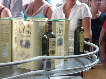 FOTKA - Výrobna olivového oleje V
