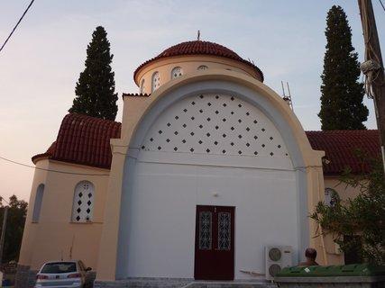 FOTKA - Kostelík v Tolu I