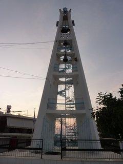 FOTKA - Zvonice v Tolu I