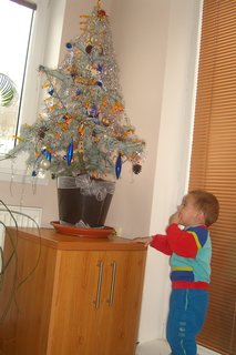 FOTKA - Maťko  a stromček 1