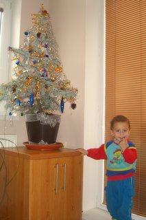 FOTKA - Maťko  a stromček 2