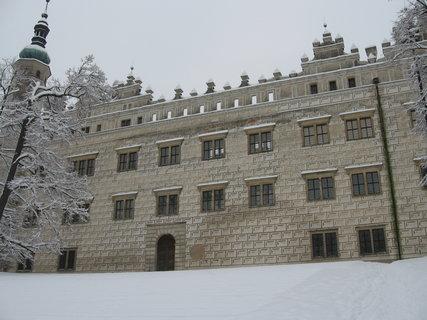 FOTKA - zámek Litomyšl