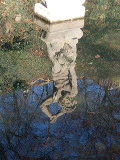 FOTKA - Herkules - zrcadlení v jezírku