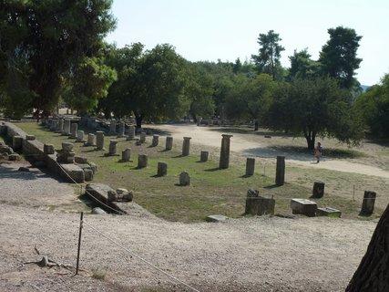 FOTKA - Olympie - dějiště antických olympijských her