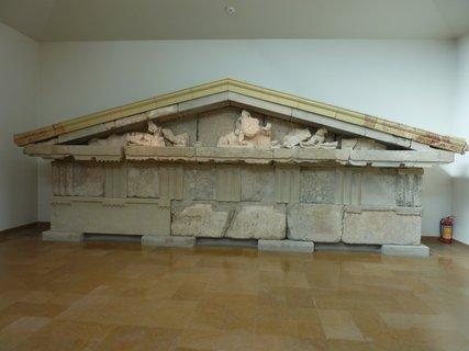 FOTKA - Muzeum v Olympii XIII