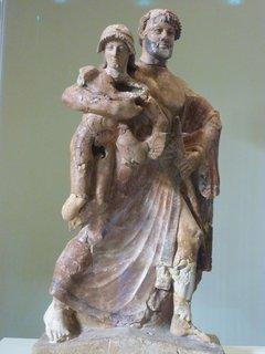 FOTKA - Muzeum v Olympii XV