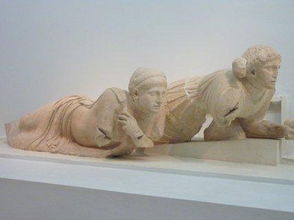 FOTKA - Muzeum v Olympii XXII