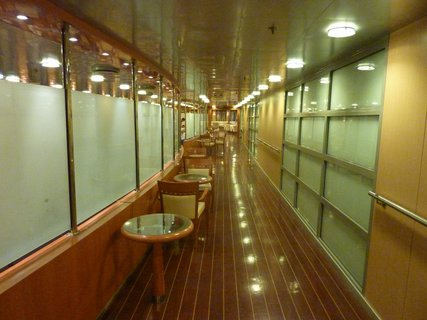 FOTKA - Na lodi z Patrasu do Benátek I