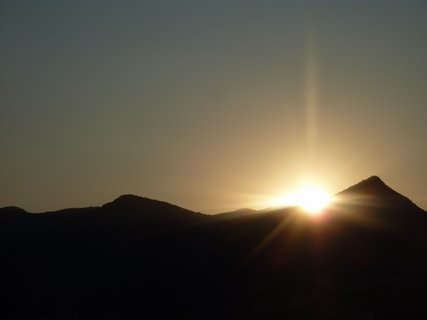FOTKA - Svítání v přístavu Igoumenitsa