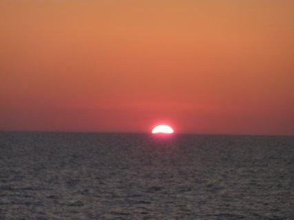 FOTKA - Západ slunce na moři II