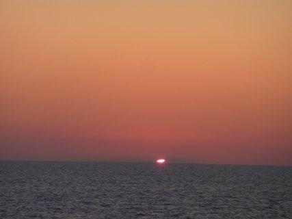 FOTKA - Západ slunce na moři III