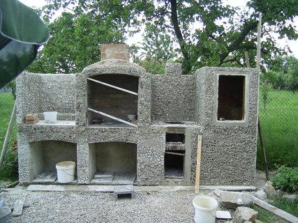 FOTKA - Stavba krbu