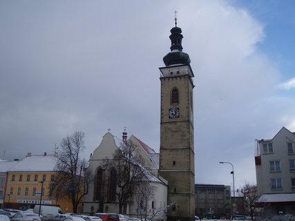 FOTKA - ve městě - leden 2012