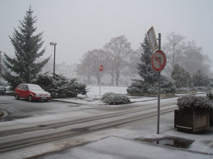FOTKA - ve městě - leden 2012 ..