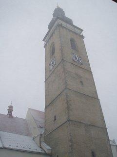 FOTKA - Soběslavská věž v zimě