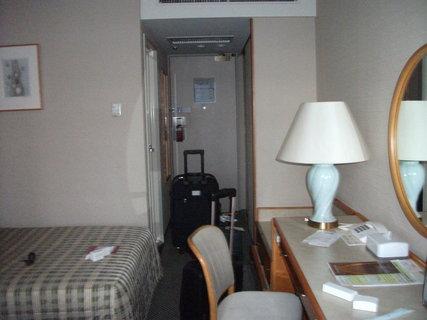 FOTKA - konečně na hotelu