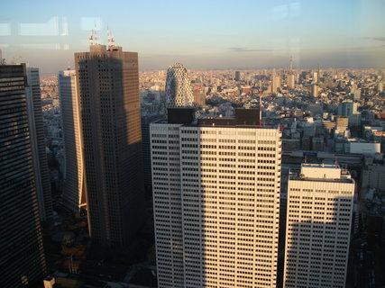 FOTKA - pohled na město