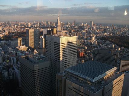 FOTKA - Krásný pohled na hlavní město Japonska :-)
