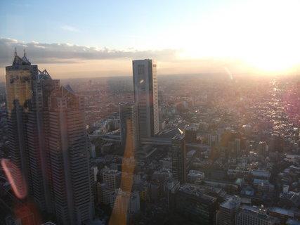FOTKA - a v Tokiu bude večer...