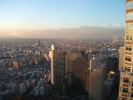 FOTKA - jeden z pohledů na Tokio