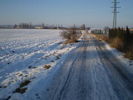 FOTKA - zimní cesta
