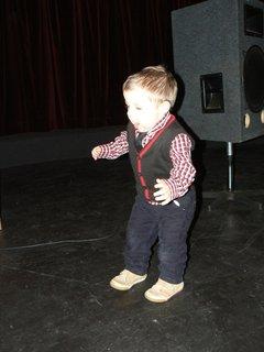FOTKA - Matýsek tanečník
