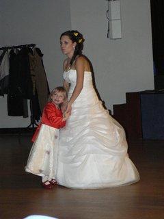 FOTKA - nevěsta s Kamkou