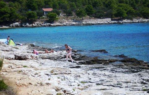 FOTKA - Fotky k lednovému článku o Chorvatsku 1