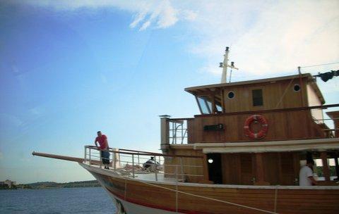 FOTKA - Chorvatsko -loď