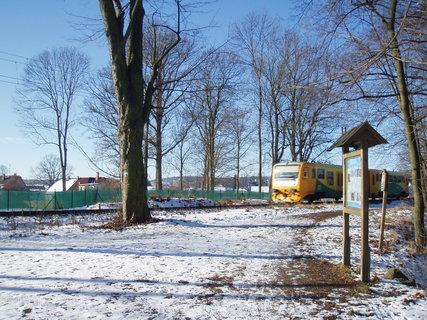 FOTKA - na trati u Nového rybníka .