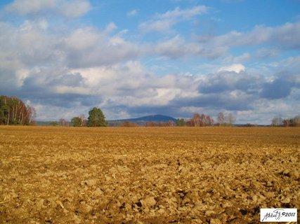 FOTKA - pohled na horu Choustník .