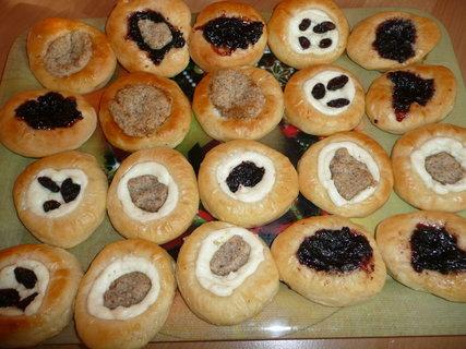 FOTKA - Včerejší pečení - koláče,,