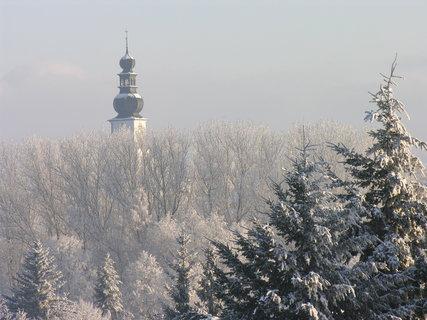 FOTKA - zima ve Žďáře