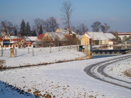 FOTKA - u potoka  -  26.1.2012