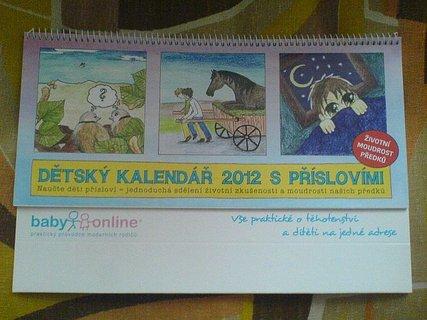 FOTKA - Stolní kalendář