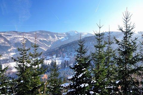 FOTKA - Cestou kolem Lysé hory