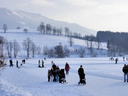 FOTKA - Bruslení na Ritzensee 3