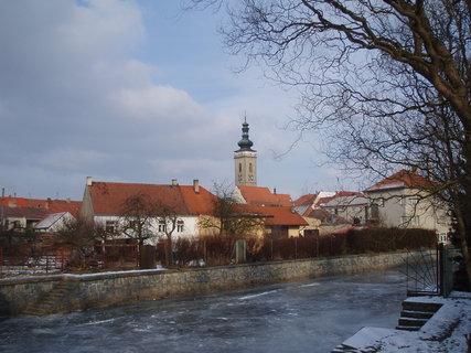 FOTKA - zima ve městě