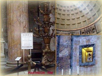 FOTKA - Řím - Pantheon