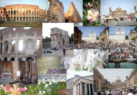 FOTKA - Řím - vzpomínky ..