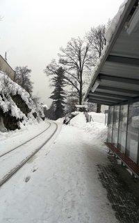 FOTKA - Vlaková zastávka Jablonec nad Nisou - centrum
