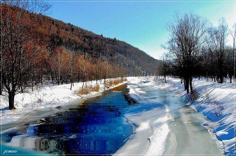 FOTKA - krajina sn� 3