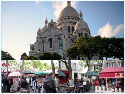 FOTKA - Paříž .