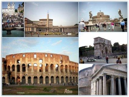 FOTKA - Řím - vzpomínky...
