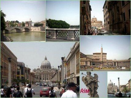FOTKA - Řím - vzpomínky . ..