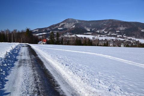 FOTKA - Zimní cestou....
