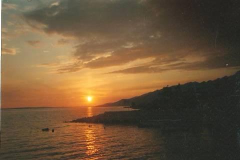 FOTKA - Západ slunce..1